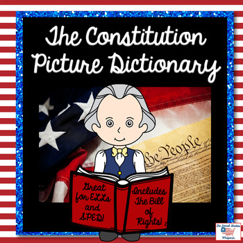 The Constitution Picture Dictionary