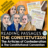 The Constitution Reading Passages | Reading Comprehension