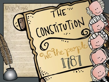 The Constitution, The Bill of Rights, and Responsibilities