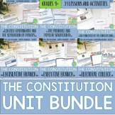 Constitution UNIT BUNDLE with BONUS Activities