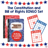 The Constitution and Bill of Rights BINGO