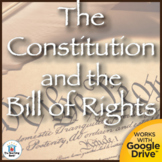 The United States Constitution and the Bill of Rights American History Unit
