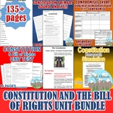 Constitution Unit Bundle (Government) Constitution & Bill of Rights