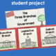 Constitution and the Three Branches of Government- A Complete Unit!
