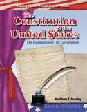 The Constitution of the United States--Reader's Theater Script & Fluency Lesson