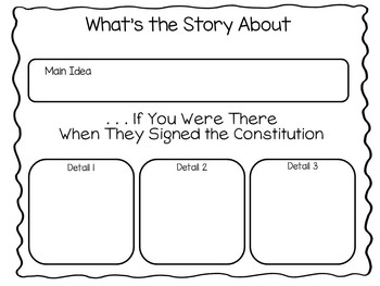 . . .If You Were There When They Signed the Constitution