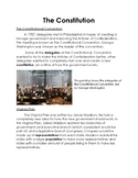 Constitutional Convention: Reading Comprehension, Context Clue & Text Features