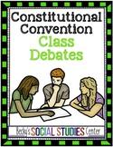 The Constitutional Convention Debates - The U.S. Constitution