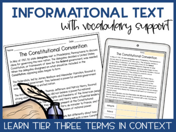 The Constitutional Convention: Federalists vs. Antifederalists