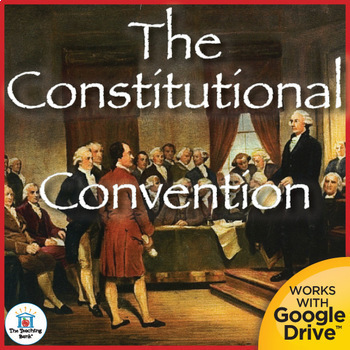The Constitutional Convention Interactive Notebook
