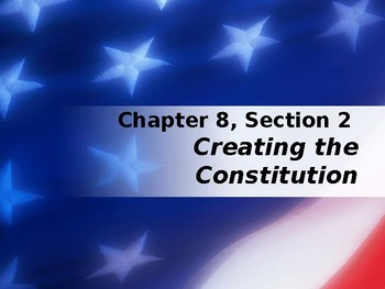 The Constitutional Convention Power Point Presentation