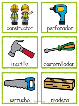 The Construction Unit in Spanish and English