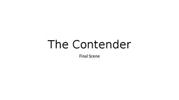The Contender_Final Scene Symbolism