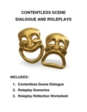The Contentless Scene Dialogue and Roleplays
