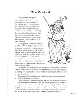 The Contest (Lexile 780)