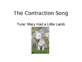 The Contraction Song