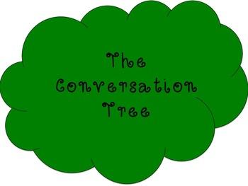 The Conversation Tree- Social Skills Lesson