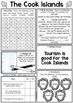 Cook Islands Activity Sheets Reading and Writing Activities