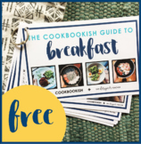 The Cookbookish Guide to Breakfast   Free Breakfast Recipe Cards