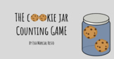 The Cookie Jar Counting Game: 1 to 20 (Google Slide)