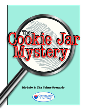 Forensic Science: The Cookie Jar Mystery Complete Set