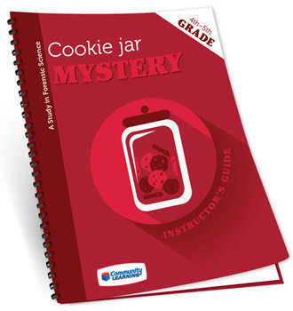 The Cookie Jar Mystery Essential Supply Forensic Science Kit  Grades 4-5