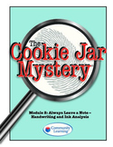 Forensic Science: The Cookie Jar Mystery-Always Leave a Note