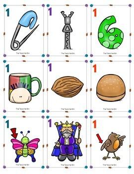Kindergarten- 1st - 2nd Grade - Cat Theme Science, Math, & Literacy