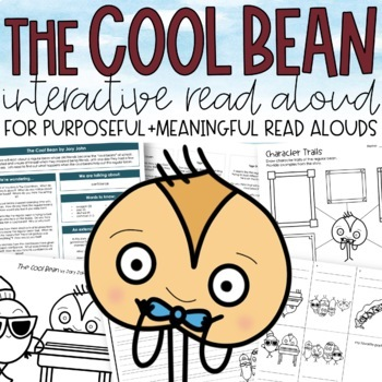 The Cool Bean Interactive Read Aloud and Activities