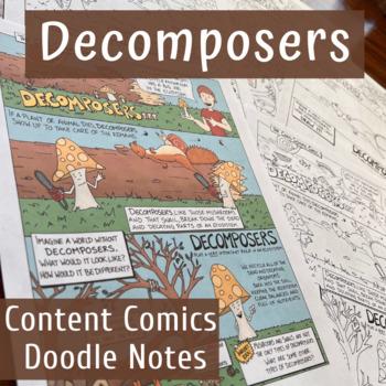 Decomposers Comic