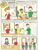 Inquiry Activity: Powerful Fruit Comic (circuits and electricity)