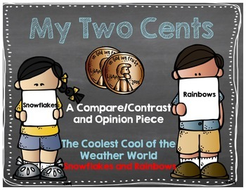 The Coolest of the Weather World- Snowflakes and Rainbows