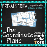 Coordinate Plane - GOOGLE Slides