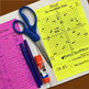The Coordinate Plane - Poster, Bulletin Board, Anchor Chart, & Handout