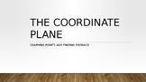 The Coordinate Plane PowerPoint
