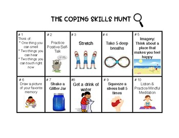 The Coping Skills Hunt