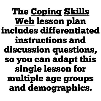 The Coping Skills Web: A Brief Solution Focused Classroom Lesson on Resiliency