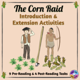 The Corn Raid Introduction and Extension Activities