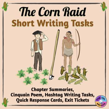 The Corn Raid Short Writing Tasks