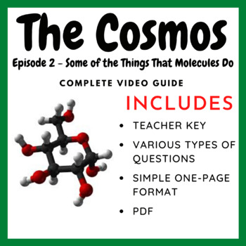 The Cosmos: Episode 2 - Some of the Things That Molecules Do