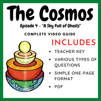The Cosmos: Episode 4 - A Sky Full of Ghosts