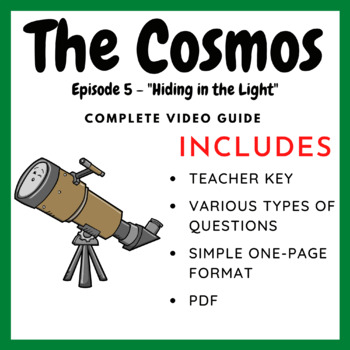 The Cosmos: Episode 5 - Hiding in the Light