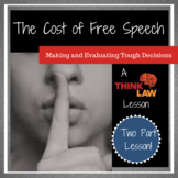 The Cost of Free Speech: Analysis from Multiple Perspectiv