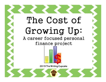 The Cost of Growing Up:  A career focused personal finance