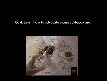 The Costs of Smoking PowerPoint