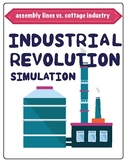 Industrial Revolution Simulation Activity: Cottage Industry vs. Assembly Lines