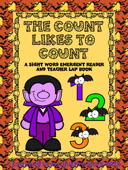 The Count Likes to Count  (A Sight Word Emergent Reader an