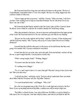 The Count and the Wedding Guest - Easy Reading O. Henry story