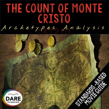 The Count of Monte Cristo Archetypes Movie Analysis