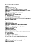 The Count of Monte Cristo Chapter Review Questions